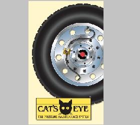 Cat Eye Tire Pressure Equalization System - Stengel Bros  Inc