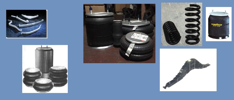 Stengel Bros Inc  - Springs, Steering, and Suspension