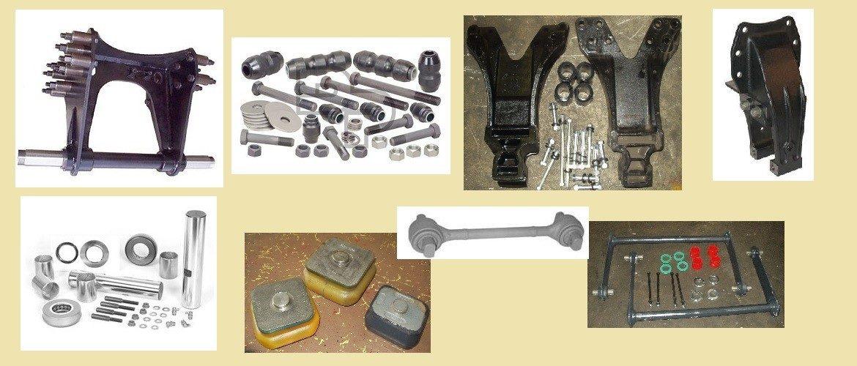 Suspension | Steering Parts - Stengel Bros Inc