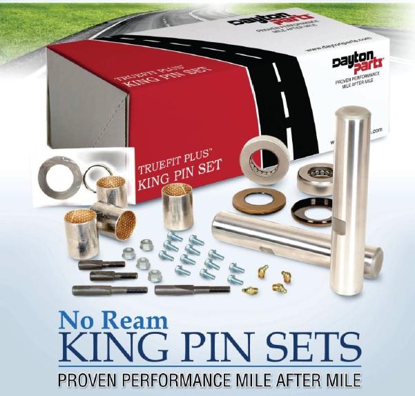 King Pins Sets Truefit No Ream Kits Stengel Bros Inc